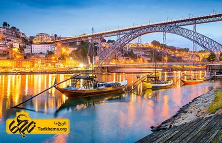 بهترین مکانهای دیدنی و بکر در اروپا
