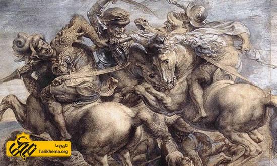 عکس بزرگترین شاهکارهای عالم هنر که گم شدند Tarikhema.org
