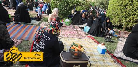 جشن تندرستون کرمان