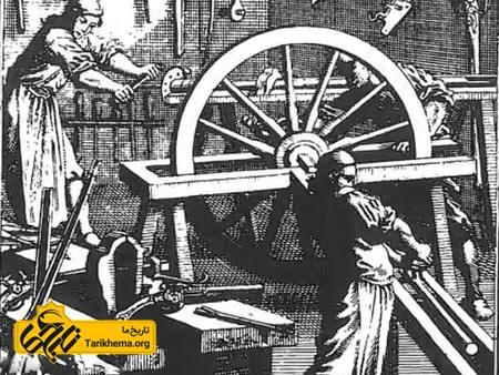 عکس قدیمی ترین هفت تیر دنیا, تاریخ و تمدن Tarikhema.org