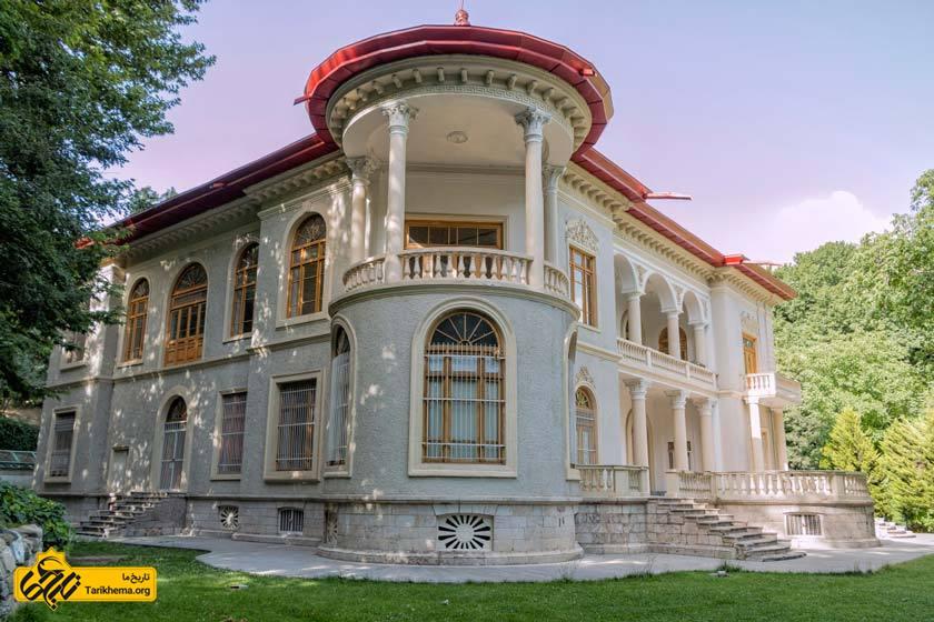 عکس Image result for موزه مردمشناسی سعد اباد Tarikhema.org