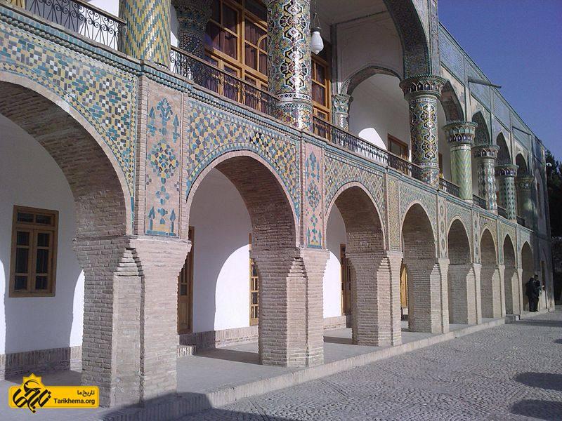 عکس عمارت سردار مفخم بجنورد 1.jpg Tarikhema.org
