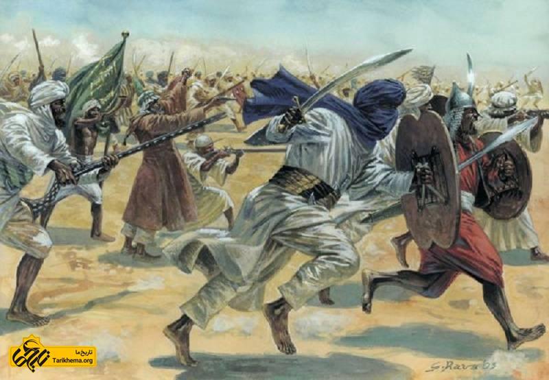 عکس تفرقه های قومی بین مسلمانان Tarikhema.org