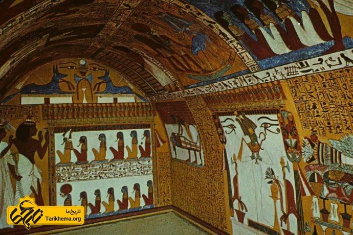 اهرام کمتر شناخته شده مصریان باستان