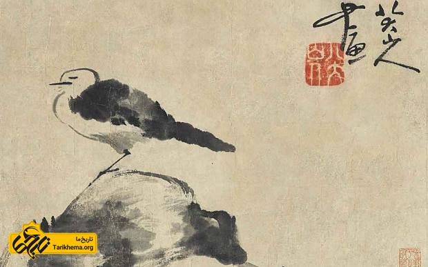 استادان نقاشي چيني