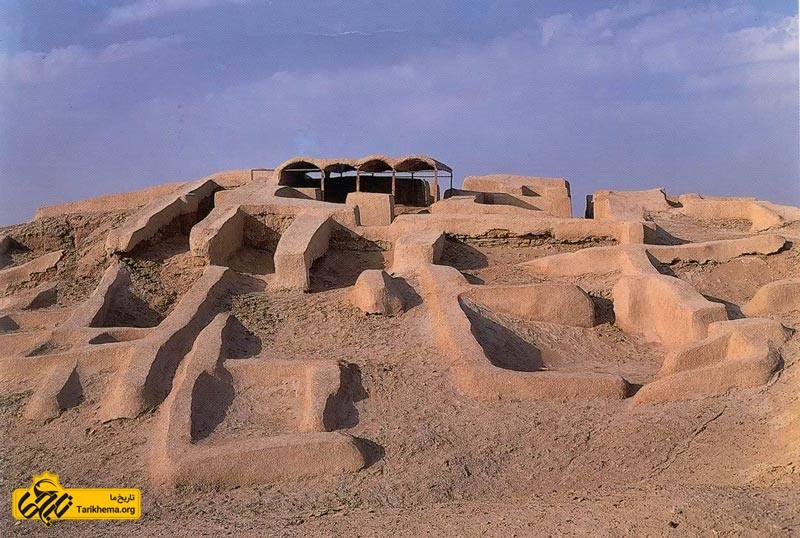 عکس شهر سوخته shahr-e-sukhteh-sistan Tarikhema.org