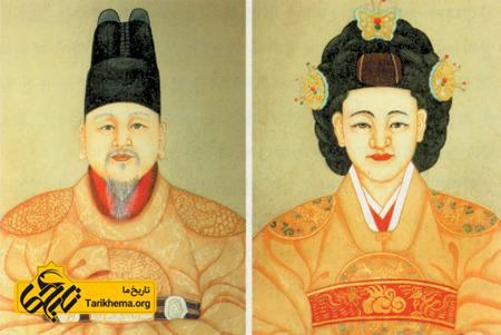 پادشاه ته جونگ