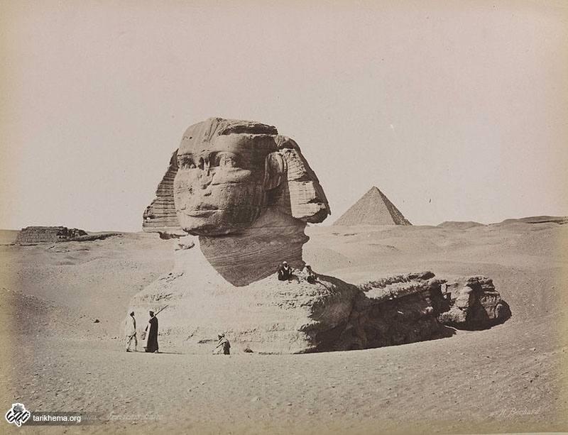 تصاویر مجسمه «ابوالهول»