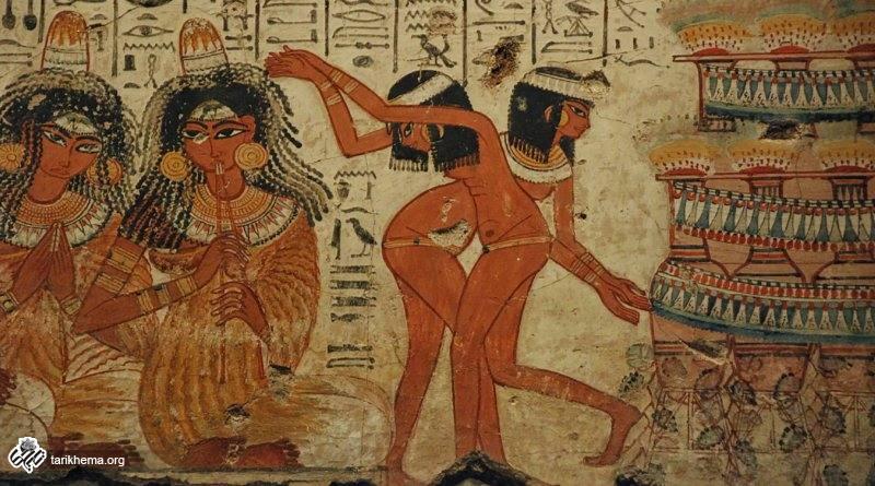 زنان مصر باستان