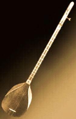 تنبور، کهن ترین ساز زهی زخمه ای