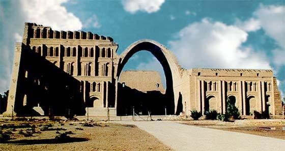 معماری ساسانی