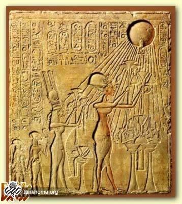 دوران پادشاهی جدید و امپراطوران این دوره مصر در آثار مورخان