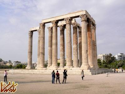عکس هایی از تمدن یونان باستان