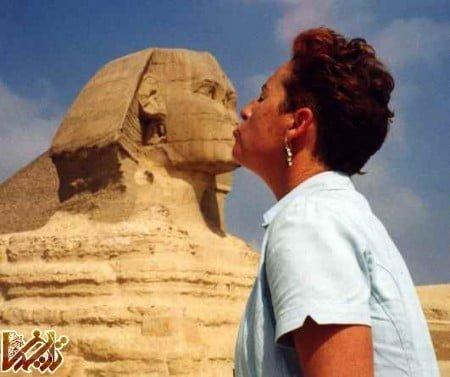 تصاویر اهرام مصر باستان