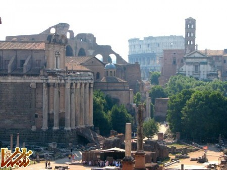 عکس های روم باستان