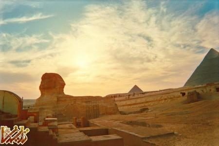 عکس های اهرام مصر باستان