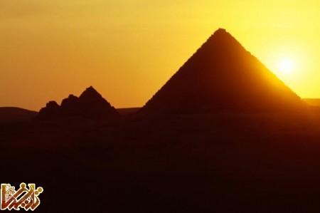 عکس اهرام مصر باستان