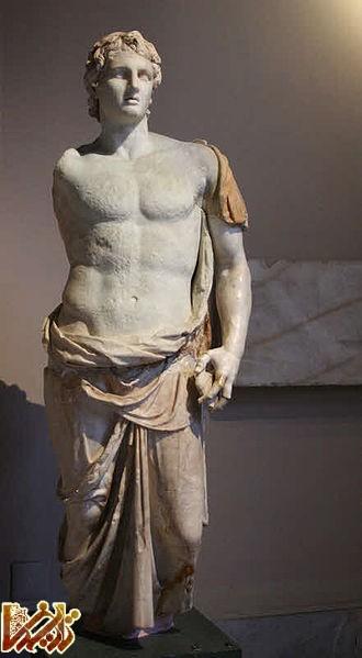 دلایل شکست هخامنشیان از اسکندر مقدونی