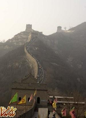 تصاویر دیوار بزرگ چین
