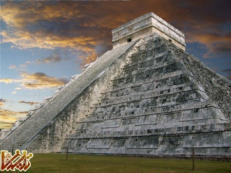 محاسبات دقیق نجومی در معماری باستان