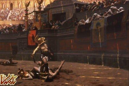 معروفترین گلادیاتورهای تاریخ روم باستان