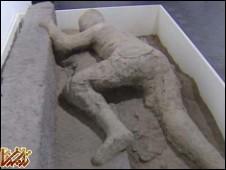 اسکلت های شهر پمپی، اسرار رومیان را فاش می کند
