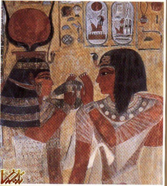 مناسبات اجتماعی مردم مصر در دورۀ امپراطوری میانه