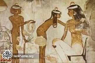 طغیان بردگان و کشاورزان در مصر