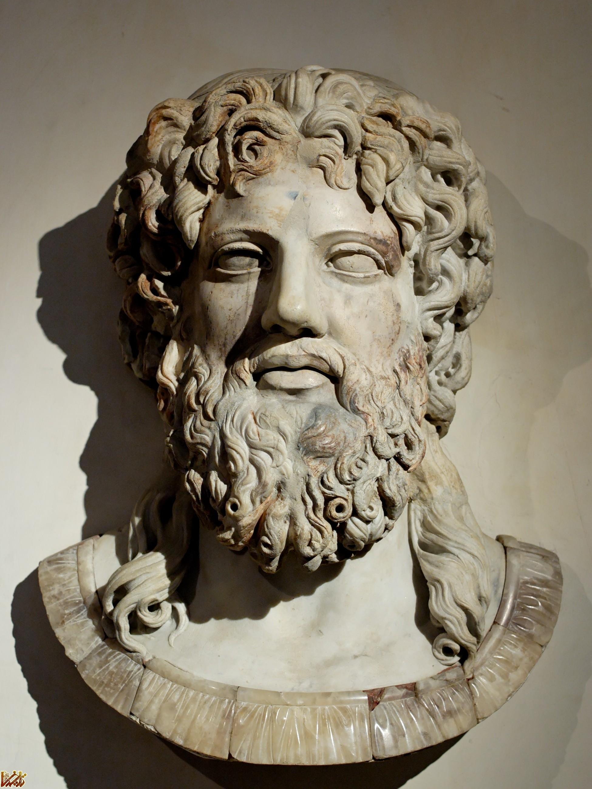 درباره زئوس خدای خدایان یونان