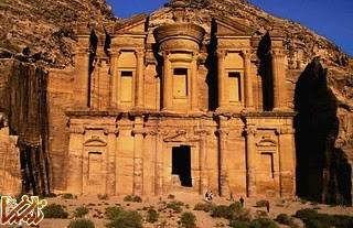 شهر پترا، اردن