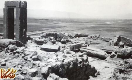 ابونصر در زمان کاوش