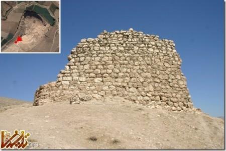 تخت ابونصر دروازه ورودی