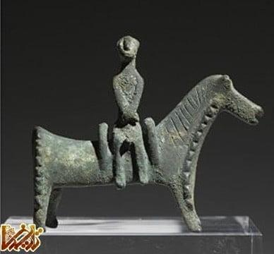 نقش اسب در فرهنگ ایران باستان