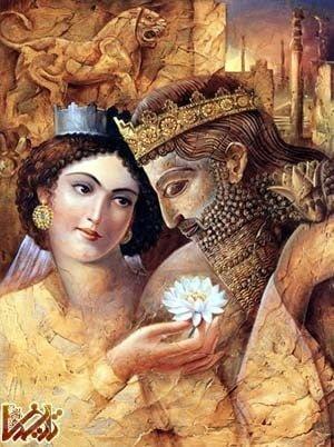 «زنی به نام زمین» به مناسبت ولنتاین ایرانی 29 بهمن