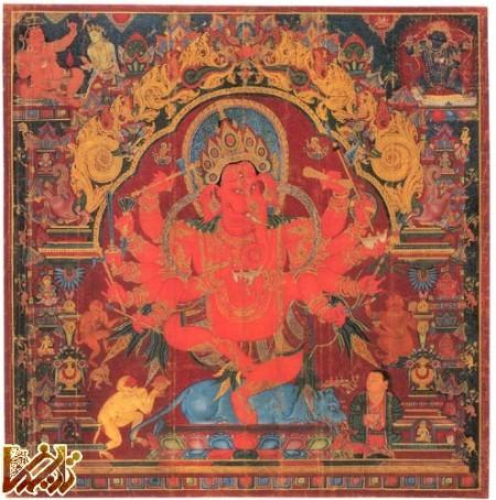 خدایان و مقدسات مردم هند