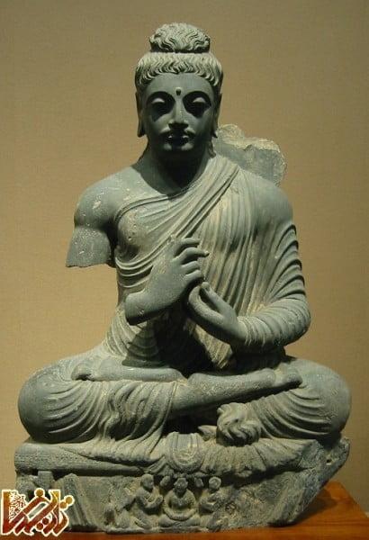 هنر پیکرهتراشی بودایی: گندهارا