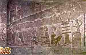 مصریان باستان از نوعی سیستم الکتریسیته استفاده می کرده اند!