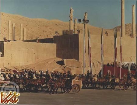 تصاویر جشن های 2500 ساله