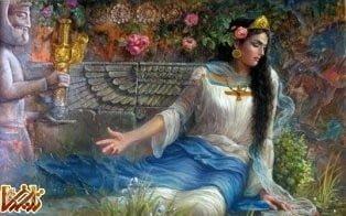حق گزینش همسر برای دختران در ایران باستان