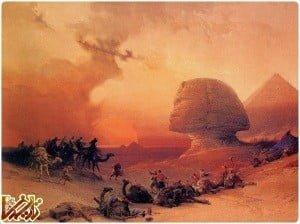 مصریان بیگانگان فضایی یا موجودات غیر اورگانیک؟کدام یک سازندگان اهرام مصر بودند؟