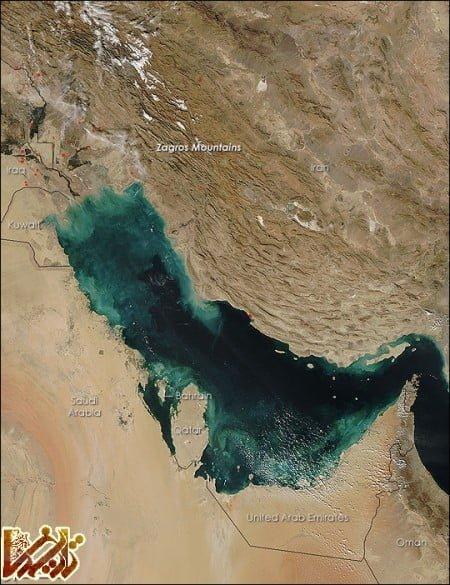 تاریخ کهن خلیج همیشه فارس