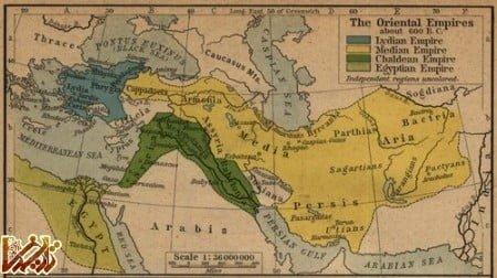 نگاهی به ایالت پارس و موقعیت سیاسی - نظامی آن