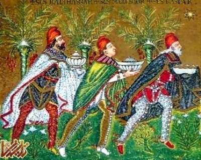 بشارت آمدن حضرت محمد و عيسي مسيح در كتب زرتشتيان