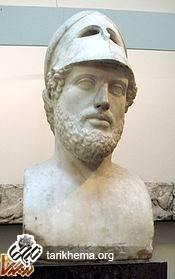 تندیس مرمرین پریکلس در موزه بریتانیا، از رم سدهٔ دوم میلادی
