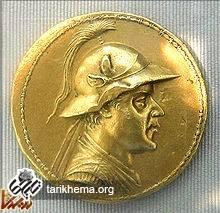 سکهٔ طلای اوکراتید یکم، بزرگترین سکهٔ ضربشده در دورهٔ باستان. این سکه ۱۶۹٫۲ گرم وزن و ۵۸ میلیمتر ضخامت دارد. این سکه در بخارا یافتشد..