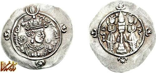 مرگ شاه 9 ساله و شتاب در زوال امپراطوری ساسانی