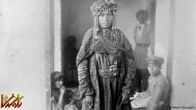 زنان ایرانی در عصر قاجار