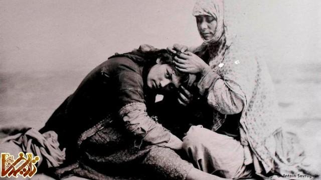 زن ایرانی در عصر قاجار
