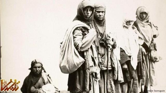 زنان گدا در زمان قاجار