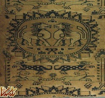 نساجی در ایران باستان